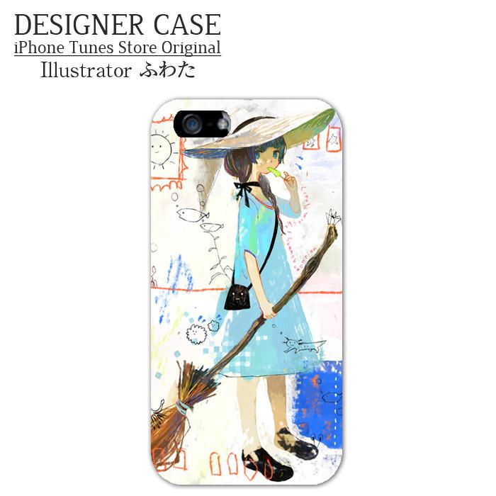 iPhone6 Soft case[Majoshi no natsuyasumi] Illustrator:Fuwata