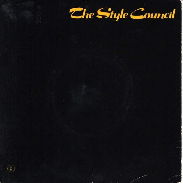 【7inch・英盤】Style Council / SPEAK LIKE A CHILD