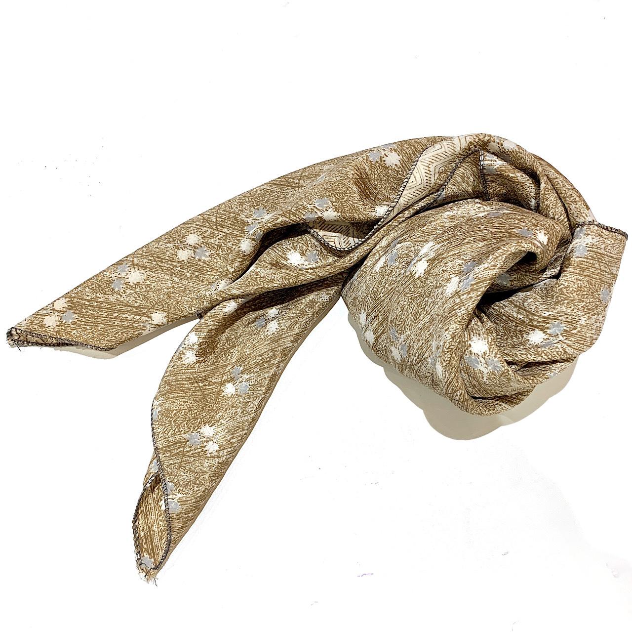 saris-028 シルクサリー スクエアショール