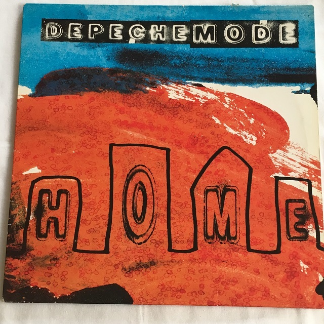 【12inch・英盤】Depeche Mode / Home
