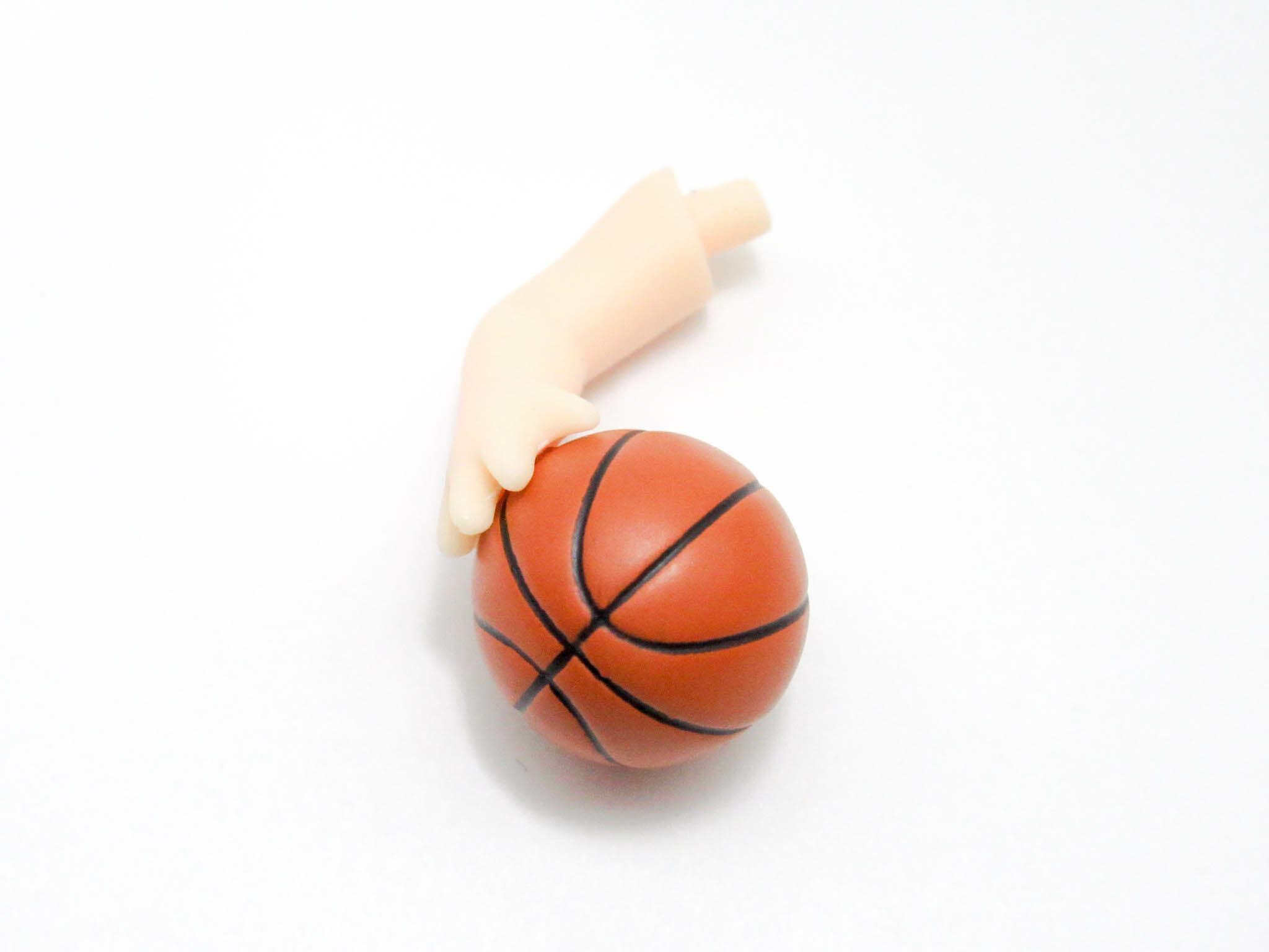 【1032】 黄瀬涼太 小物パーツ バスケットボール ねんどろいど