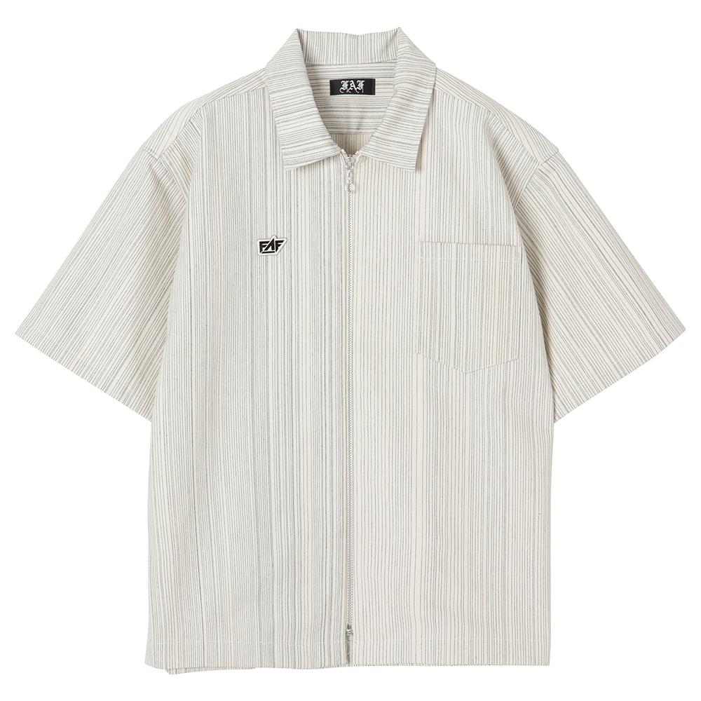 Hickory Zip Shirts - 画像1