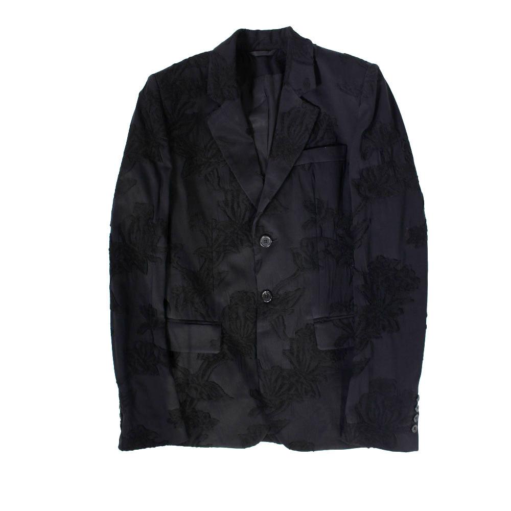 ANN DEMULEMEESTER Black Jacket
