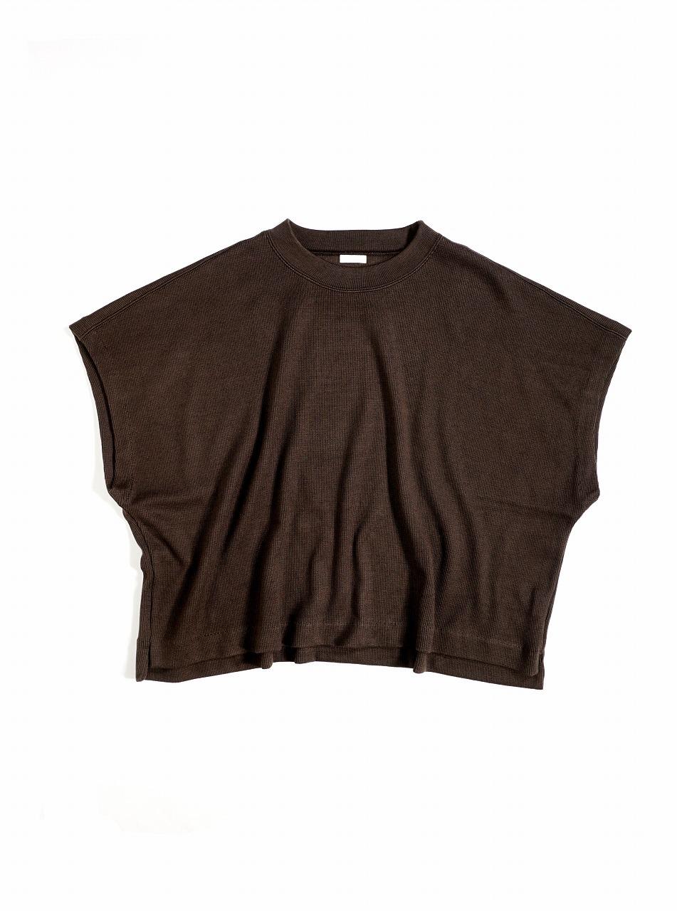 Cotton Silk Rib S/S P/O