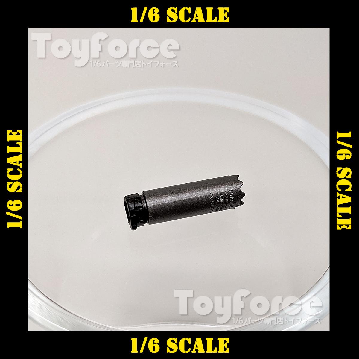 【06161】 1/6  Easy & Simple サプレッサー 5.56SOCOM556-Mini Monster