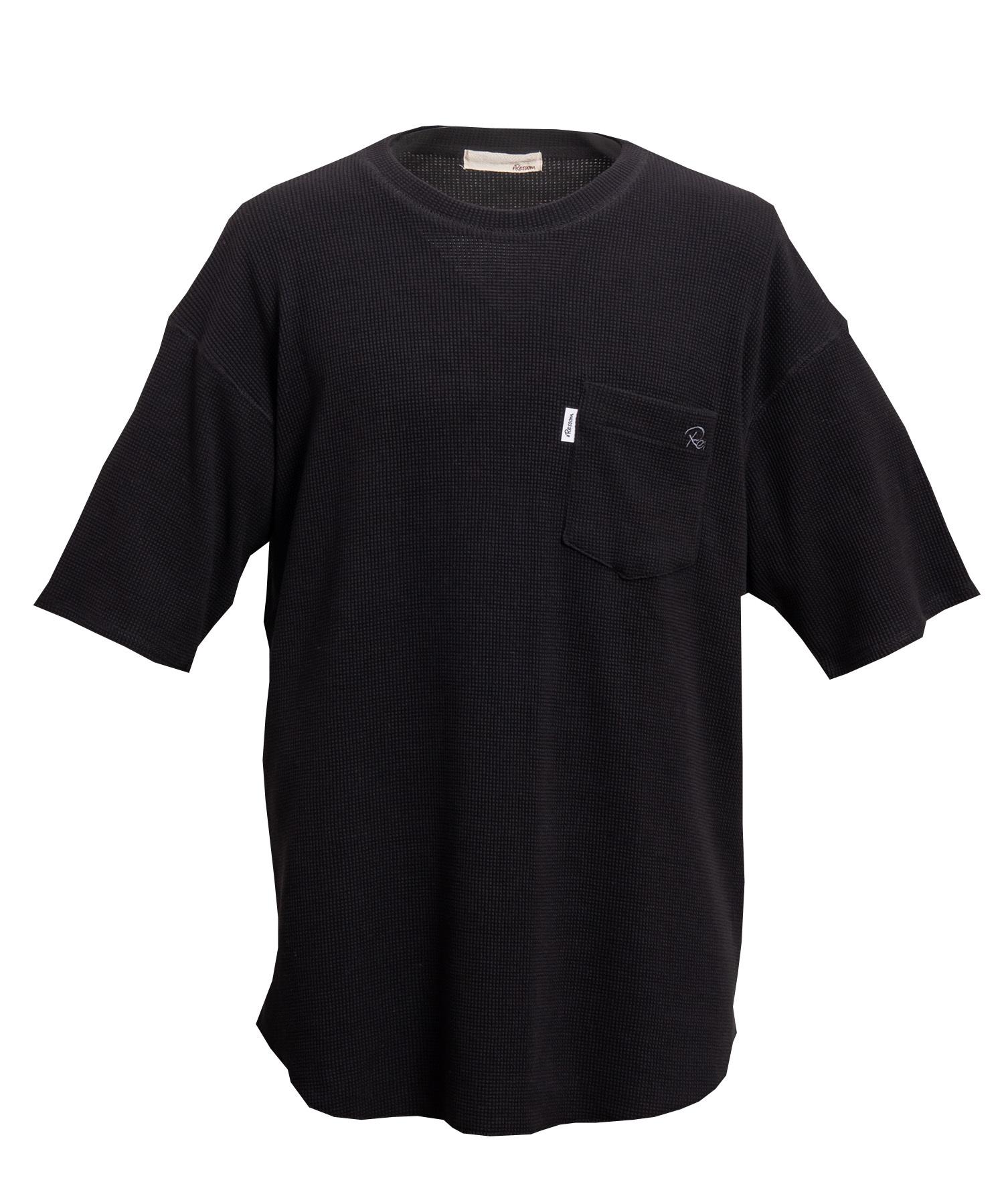 WAFFLE COLOR BIG T-shirt[REC209]