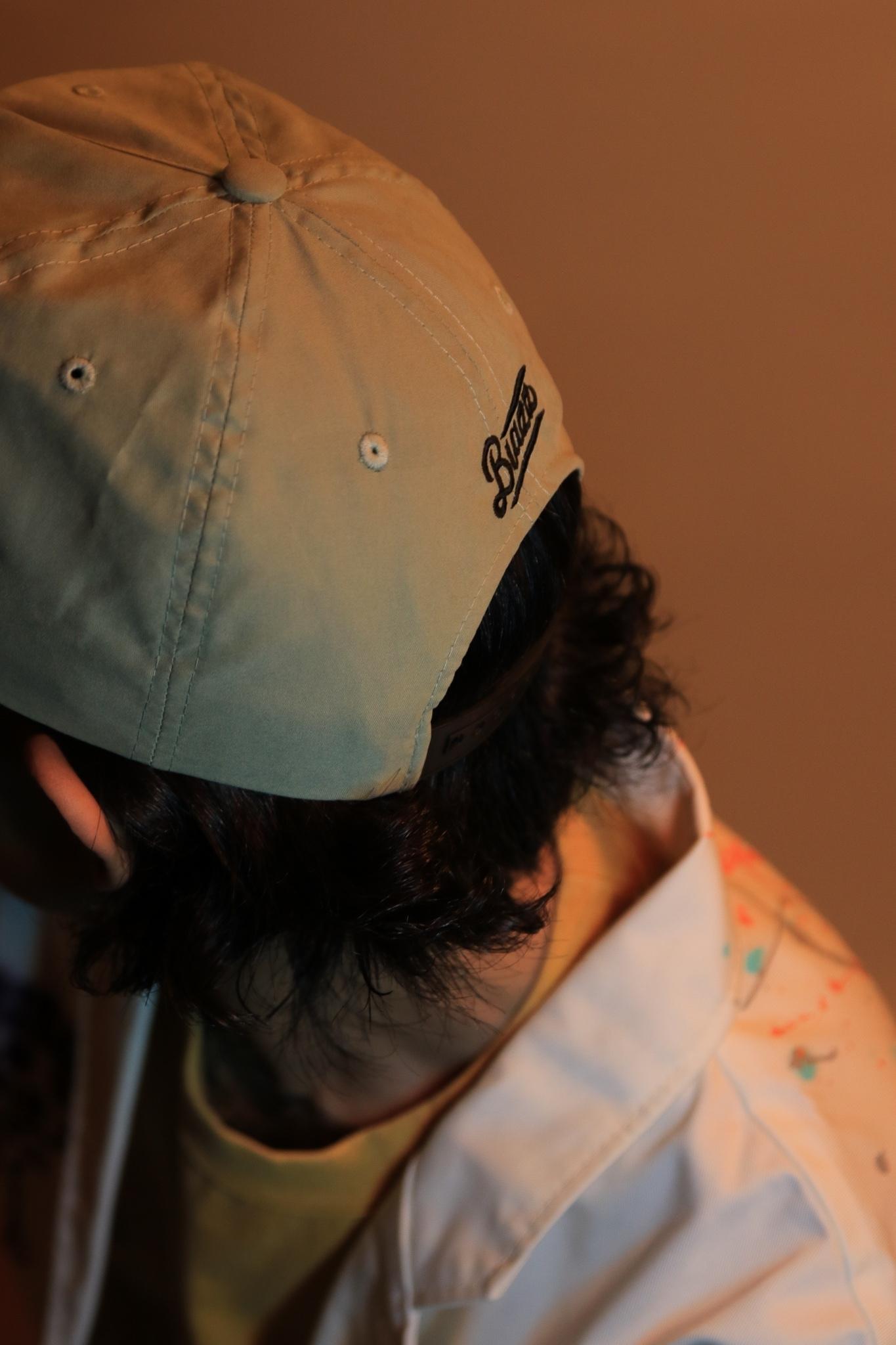 ZZSB CALI 5 PANEL NYLON CAP [MELON]