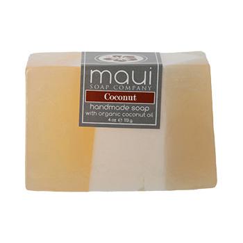 Maui Soap Company Handmadesoap Coconut