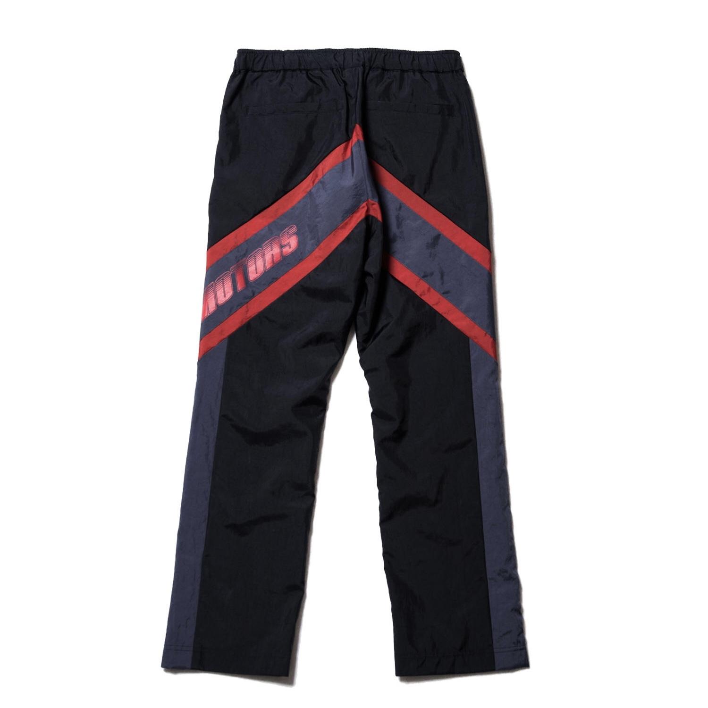 MYNE MOTORS nylon pants / BLACK - 画像2