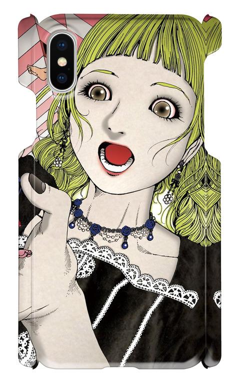 (iPhoneX)少女IN