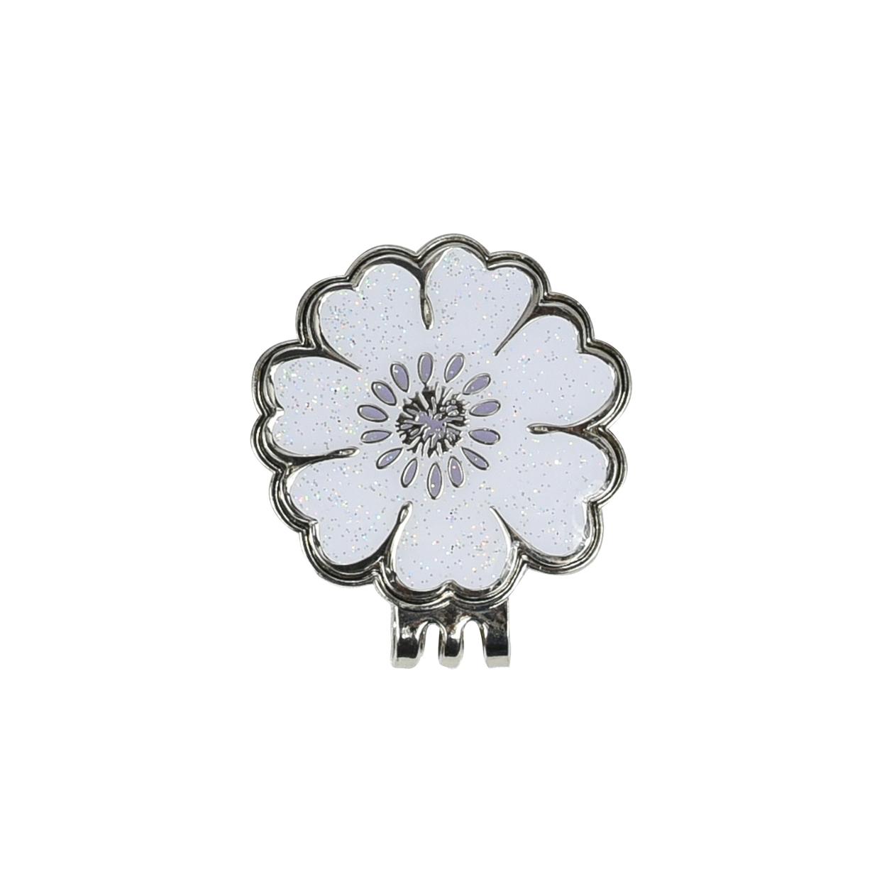 1. Flower White