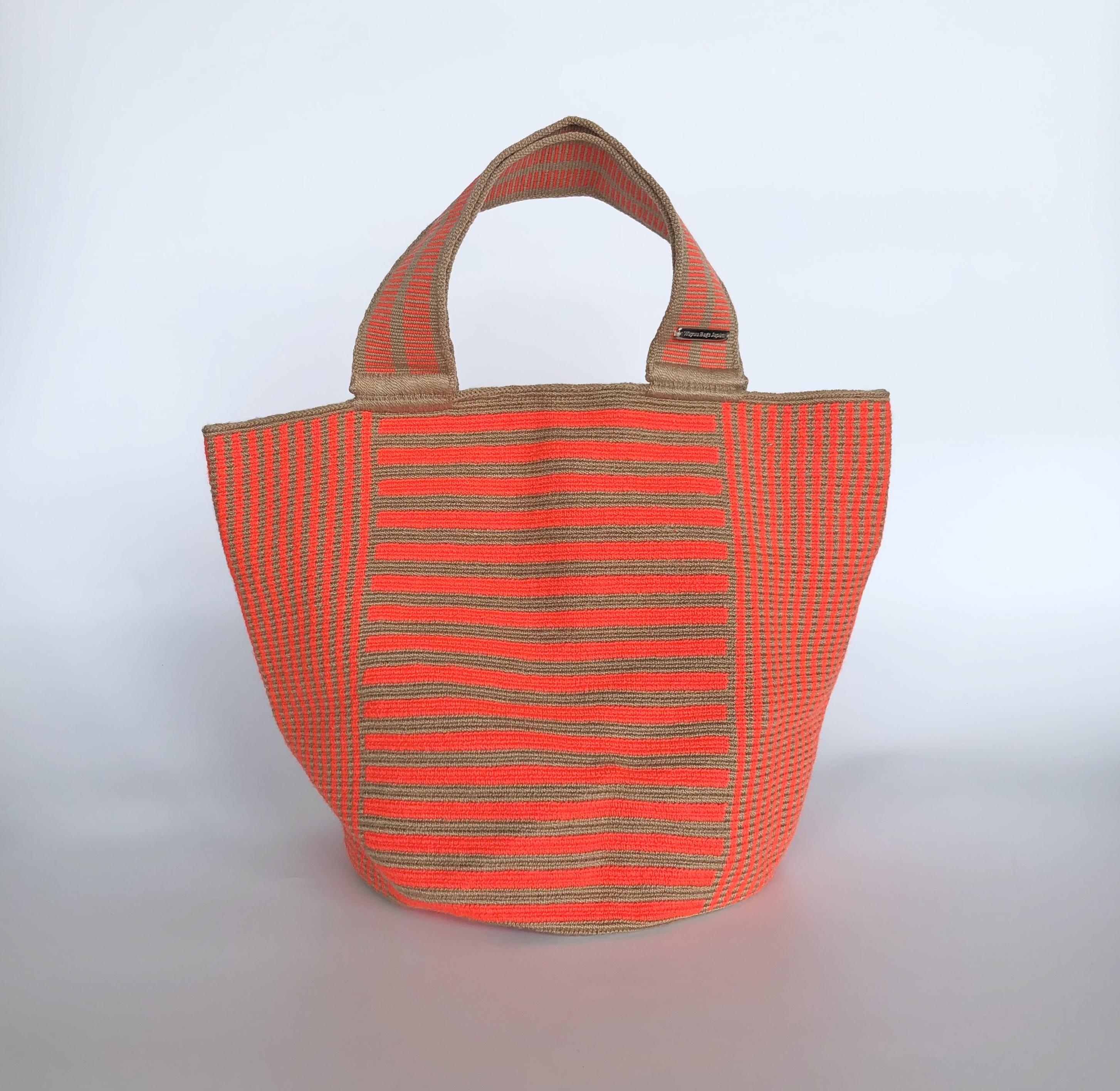ワユーバッグ(Wayuu bag) Exclusive line Tote