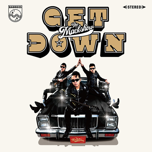 GET DOWN THE MACKSHOW (ゲット・ダウン・ザ・マックショウ)【SPECIAL EDITION】 2枚組(CD+DVD).  RVCD-037