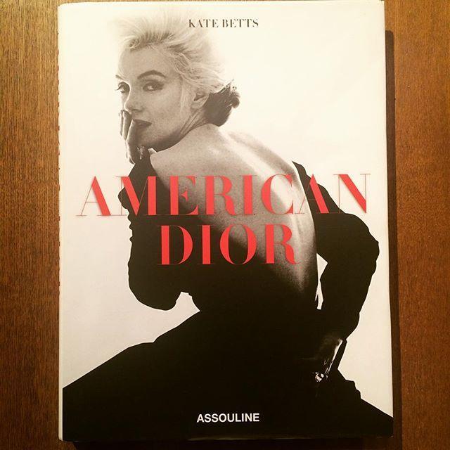 ファッションの本「American Dior」 - 画像1