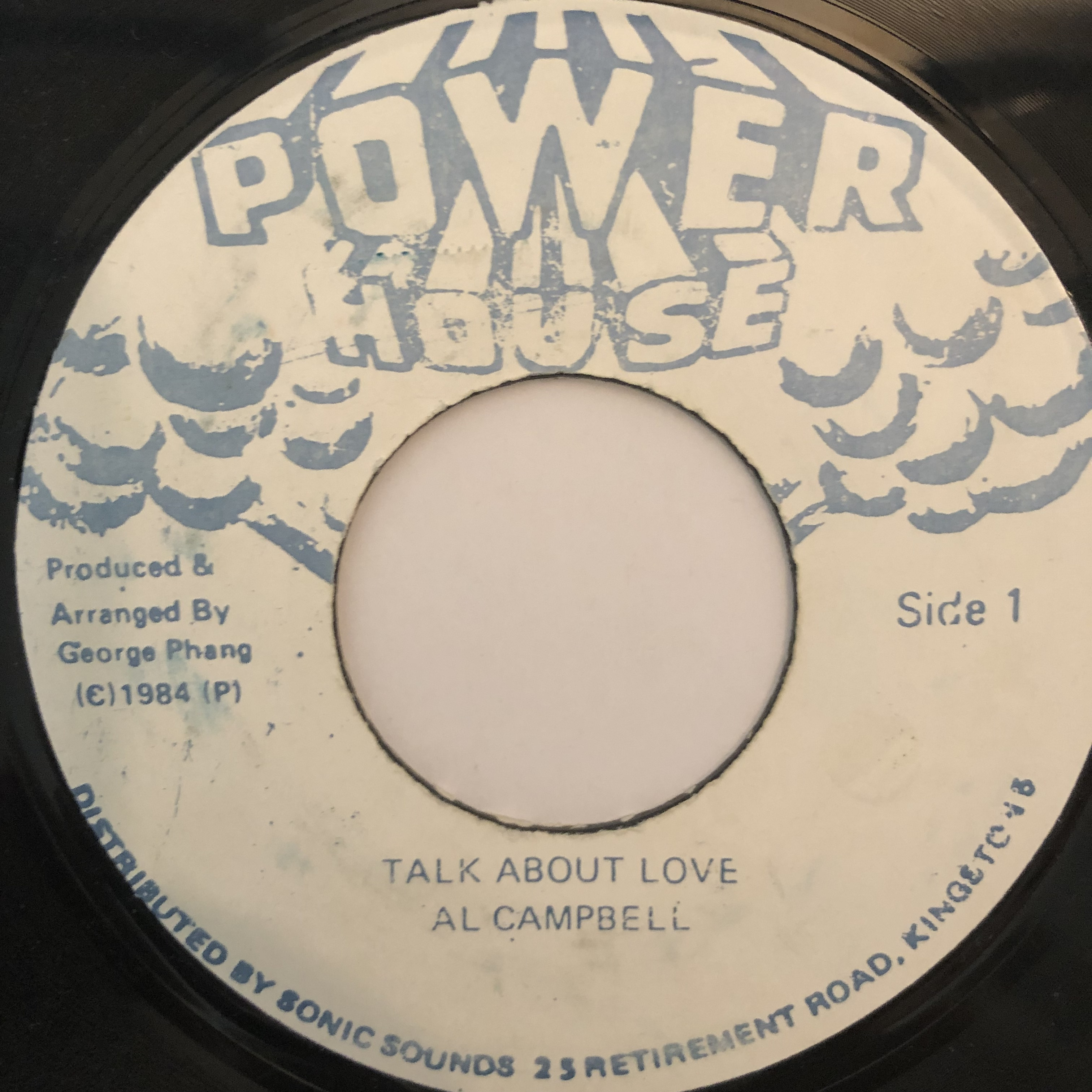 Al Campbell(アルキャンベル) - Talk About Love【7-20253】