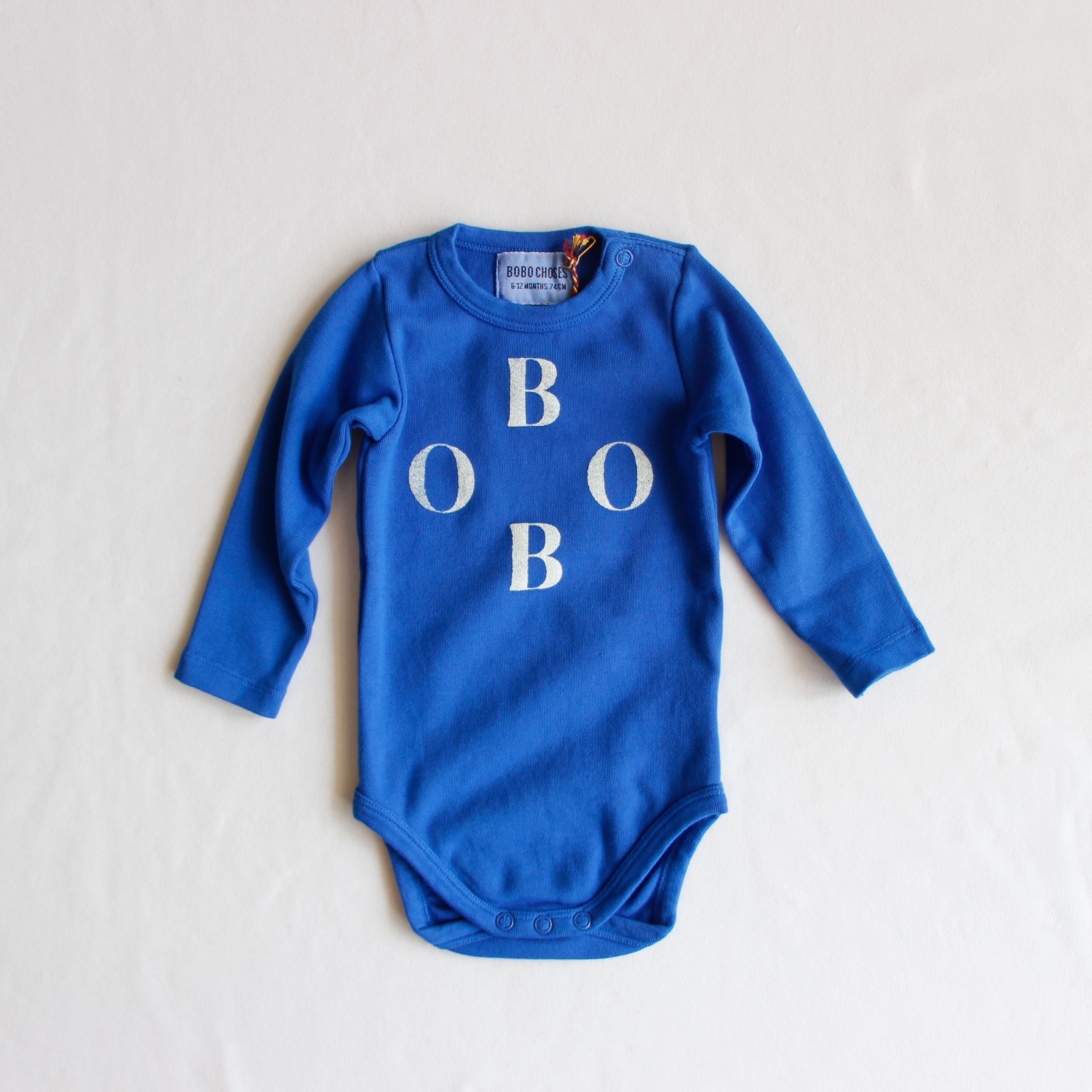 《BOBO CHOSES 2019AW》BOBO long sleeve body / 6-12・12-18M