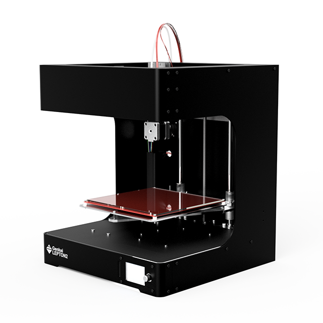 Lepton2 Dual 3Dプリンター ヒーテッドベッド(HBP)・Simplify3Dソフト 標準搭載 - 画像2