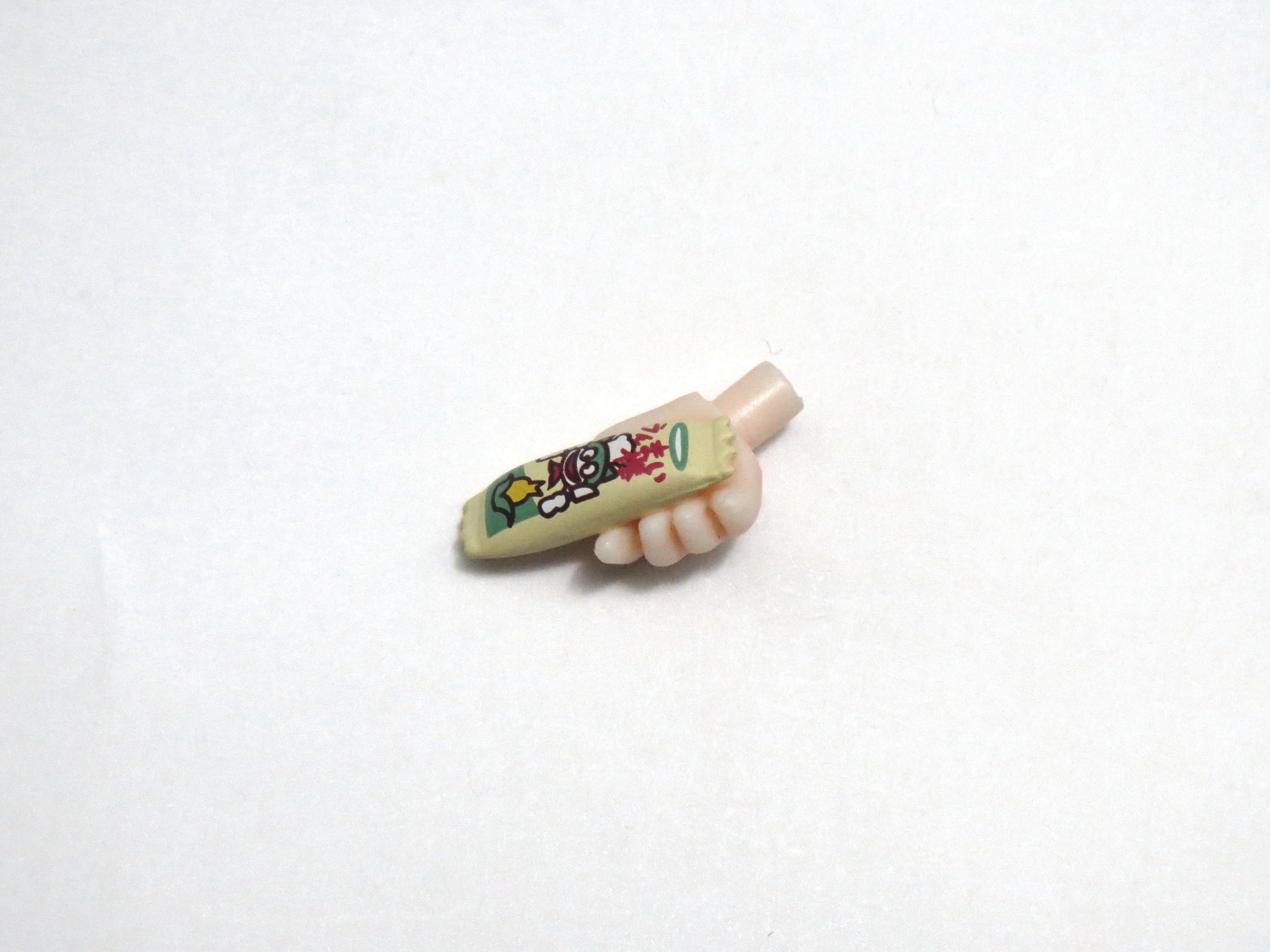 【422】 佐倉杏子 私服Ver. 小物パーツ うんまい棒 ねんどろいど