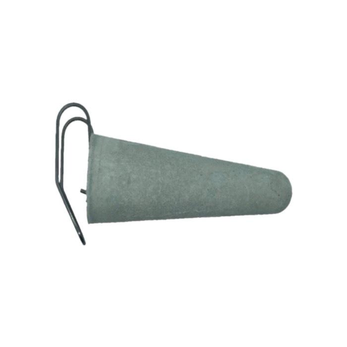 コンクリートスペーサー壁用 W90 鉄筋径D13~19/D22~32/D35~51 100個入