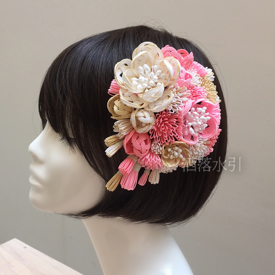 【受注販売品】水引のヘッドドレス