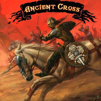 "ANCIENT CROSS ""Ancient Cross"" (輸入盤)"