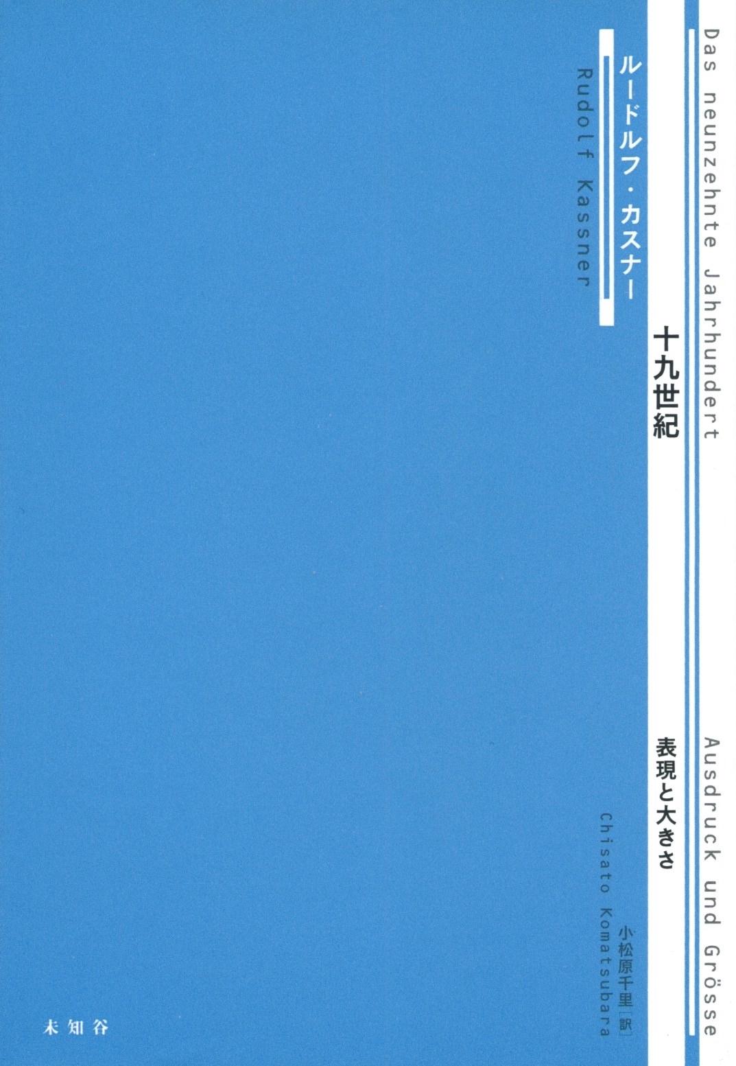 十九世紀 表現と大きさ[バーゲンブック]