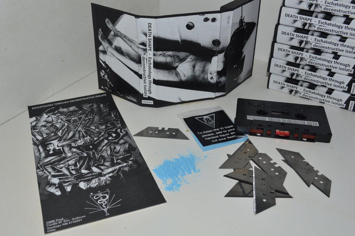 DEATH SHAPE - Eschatology through deconstructive isolate Tape - 画像3