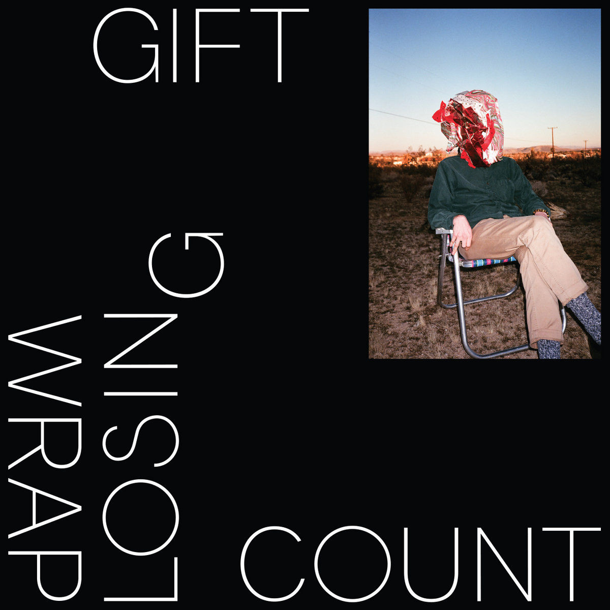 Gift Wrap /  Losing Count(1000 Ltd LP)