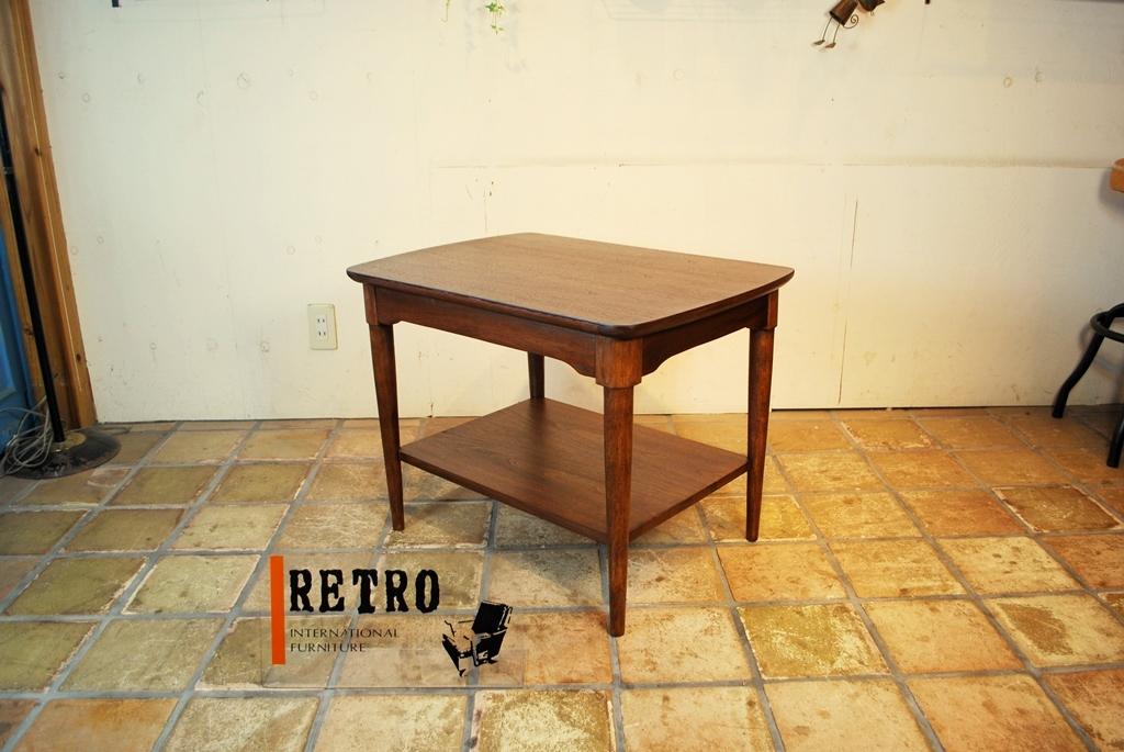 USA 70'sメープルサイドテーブル