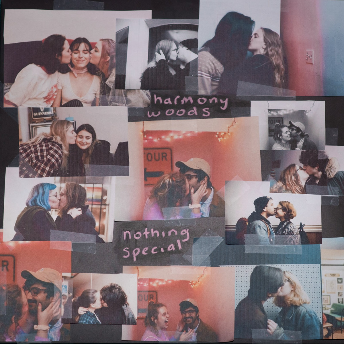 Harmony Woods / Nothing Special(200 Ltd LP)