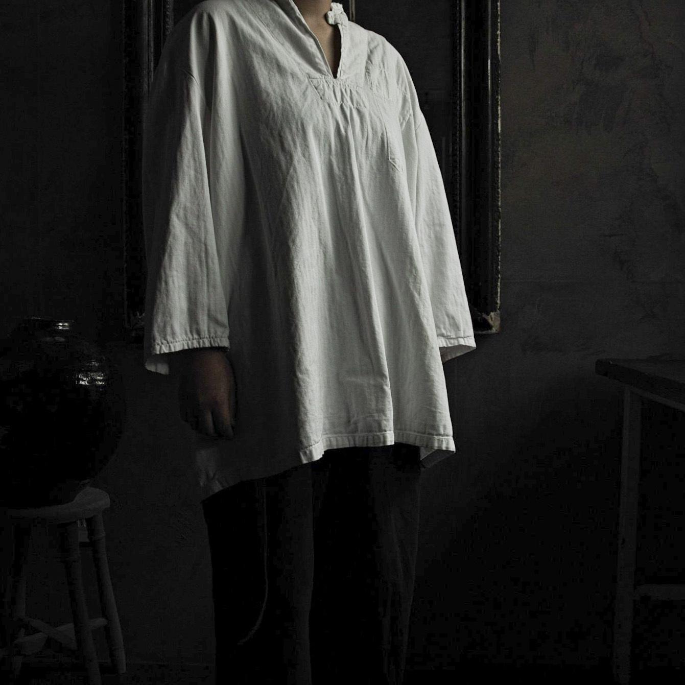 Czech pullover white