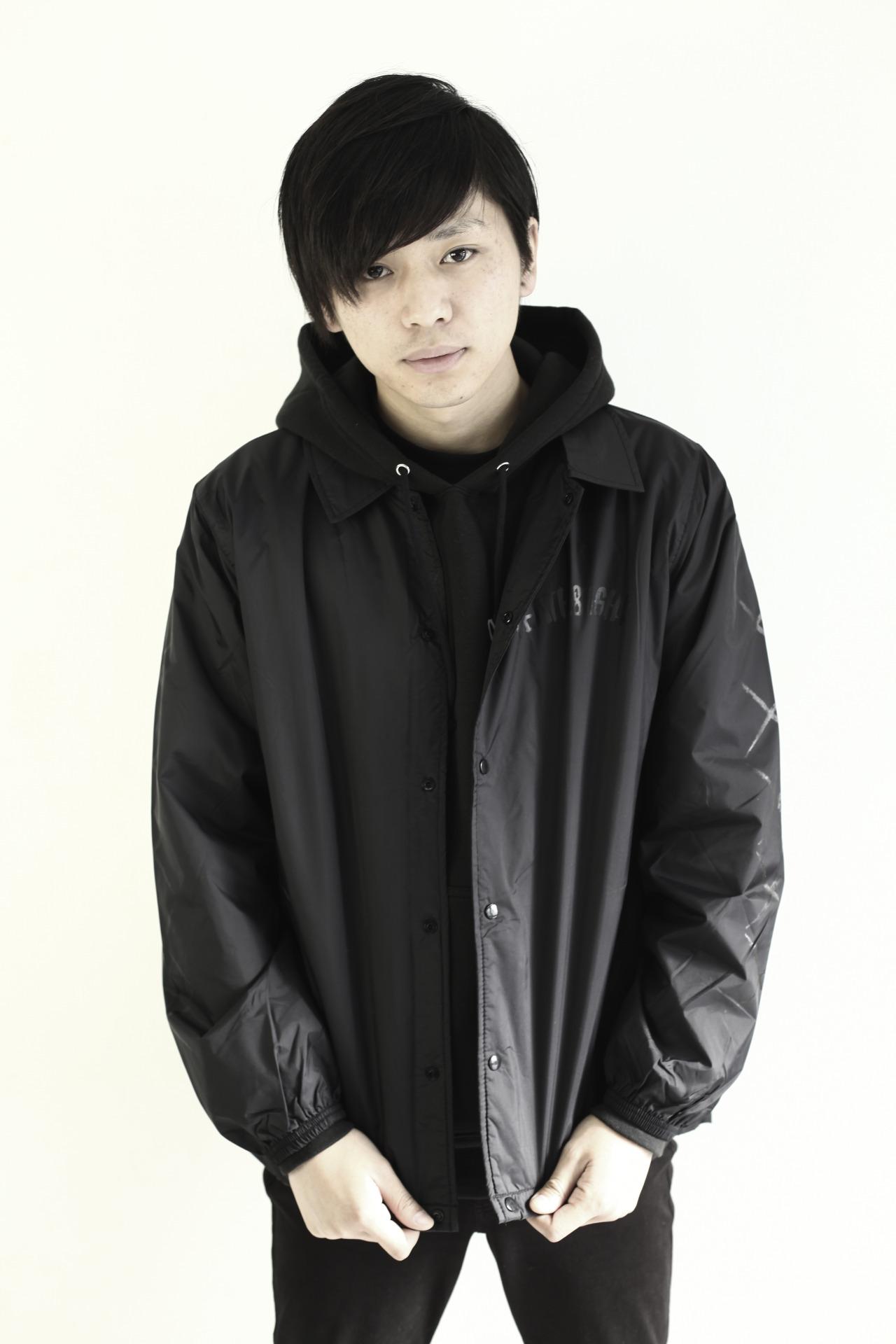 deathsight C JKT / BLACK x BLACK - 画像3