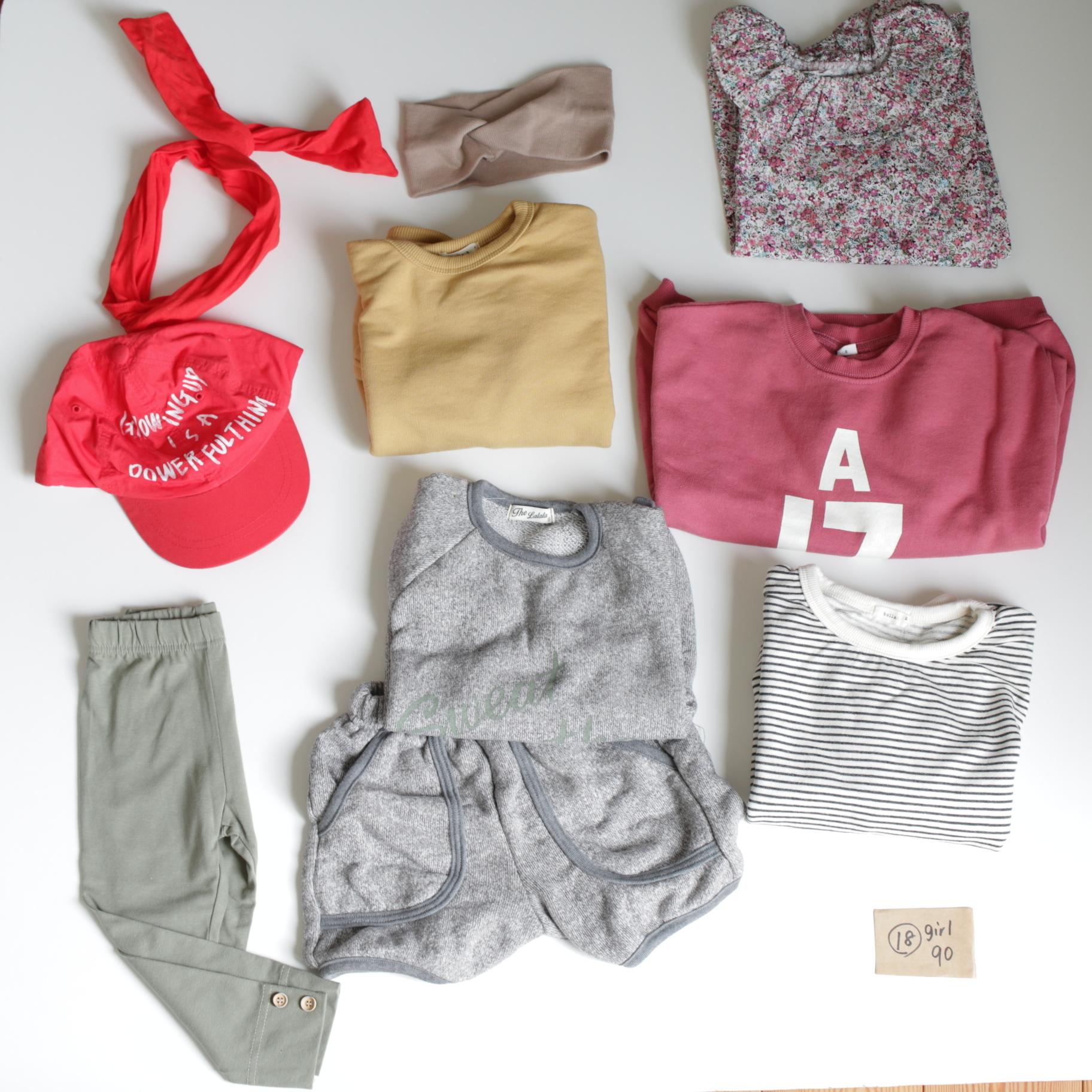 happy set  ⑱ 90cm