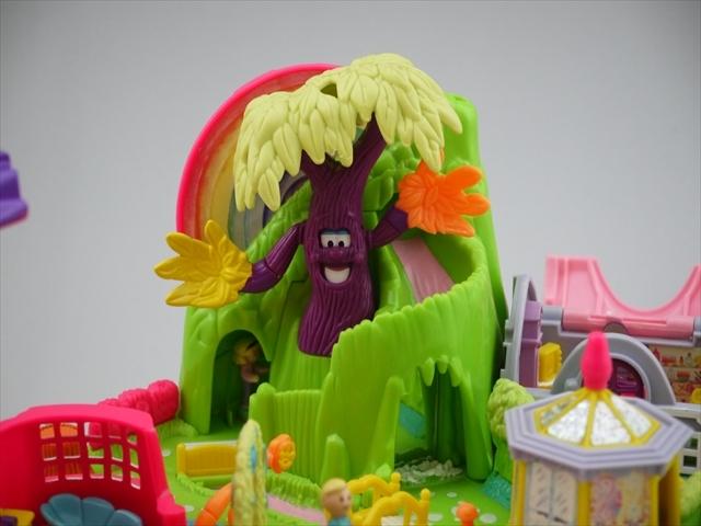 ポーリーが動きだす妖精の森 1997年 完品