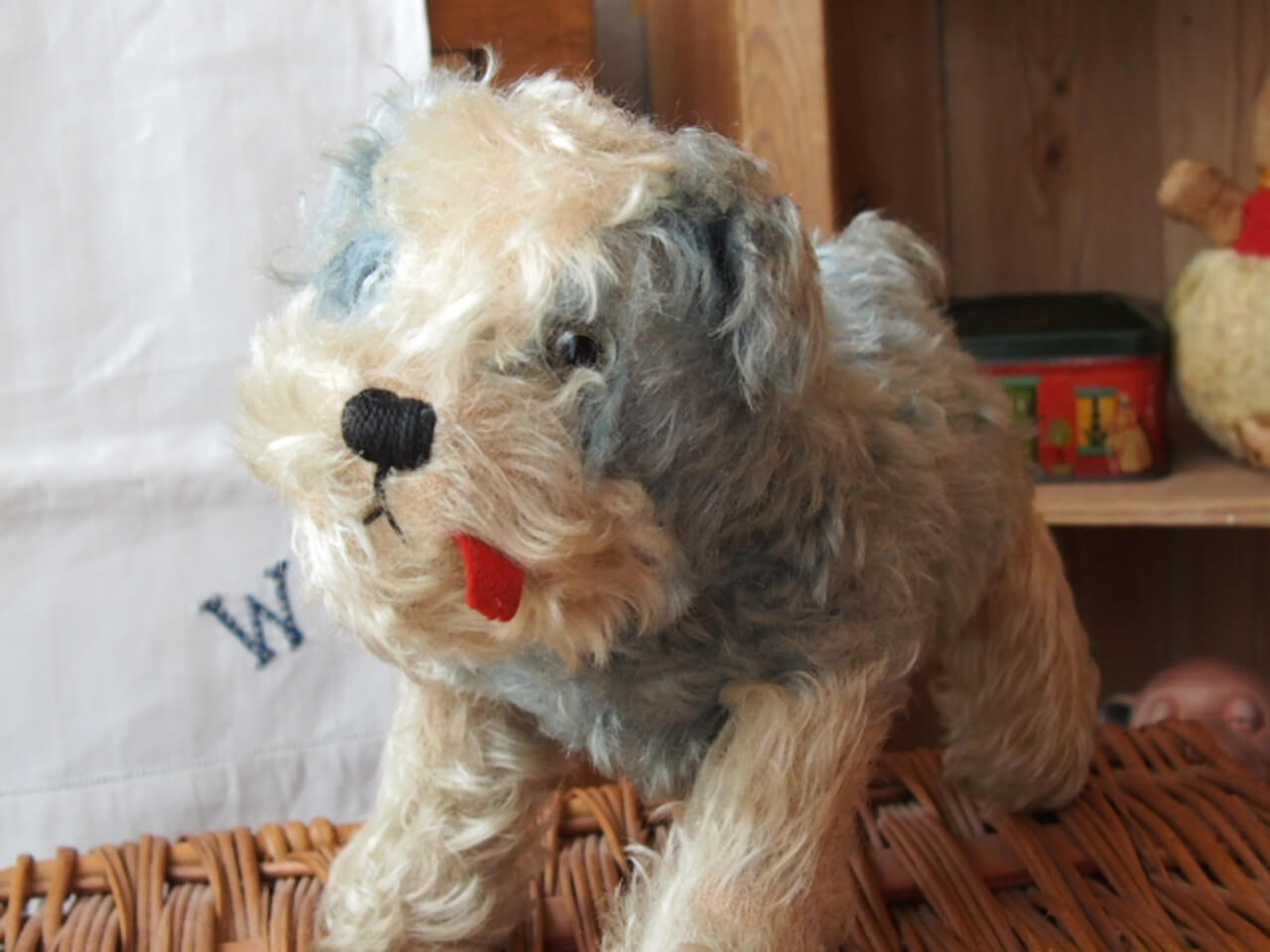 イギリスアンティーク Dog