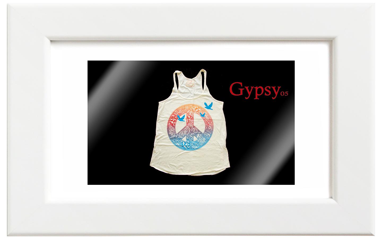 Gypsy05/ジプシー05 KAYLAタンクトップ