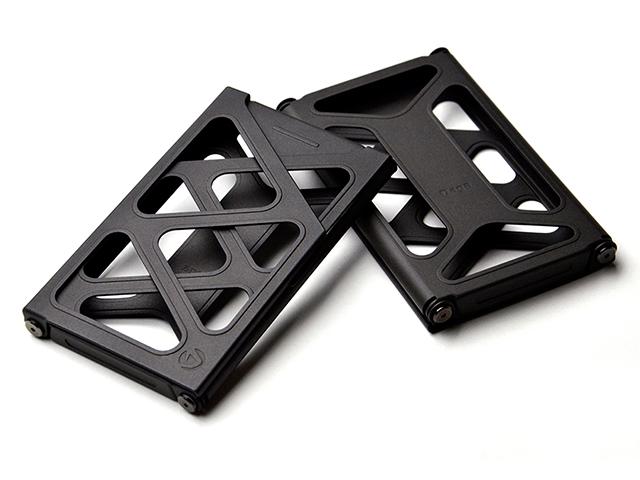 JET-BLACK Titanium Cardcase - 画像4