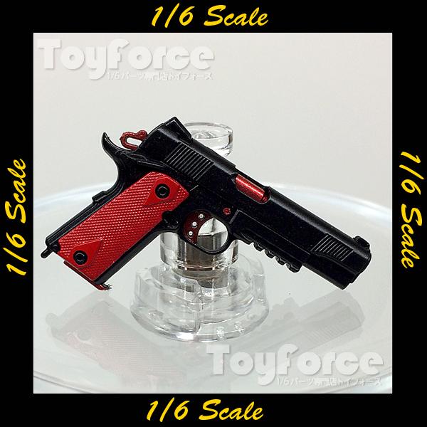 【05610】 1/6 ハンドガン M1911 Easy & Simple