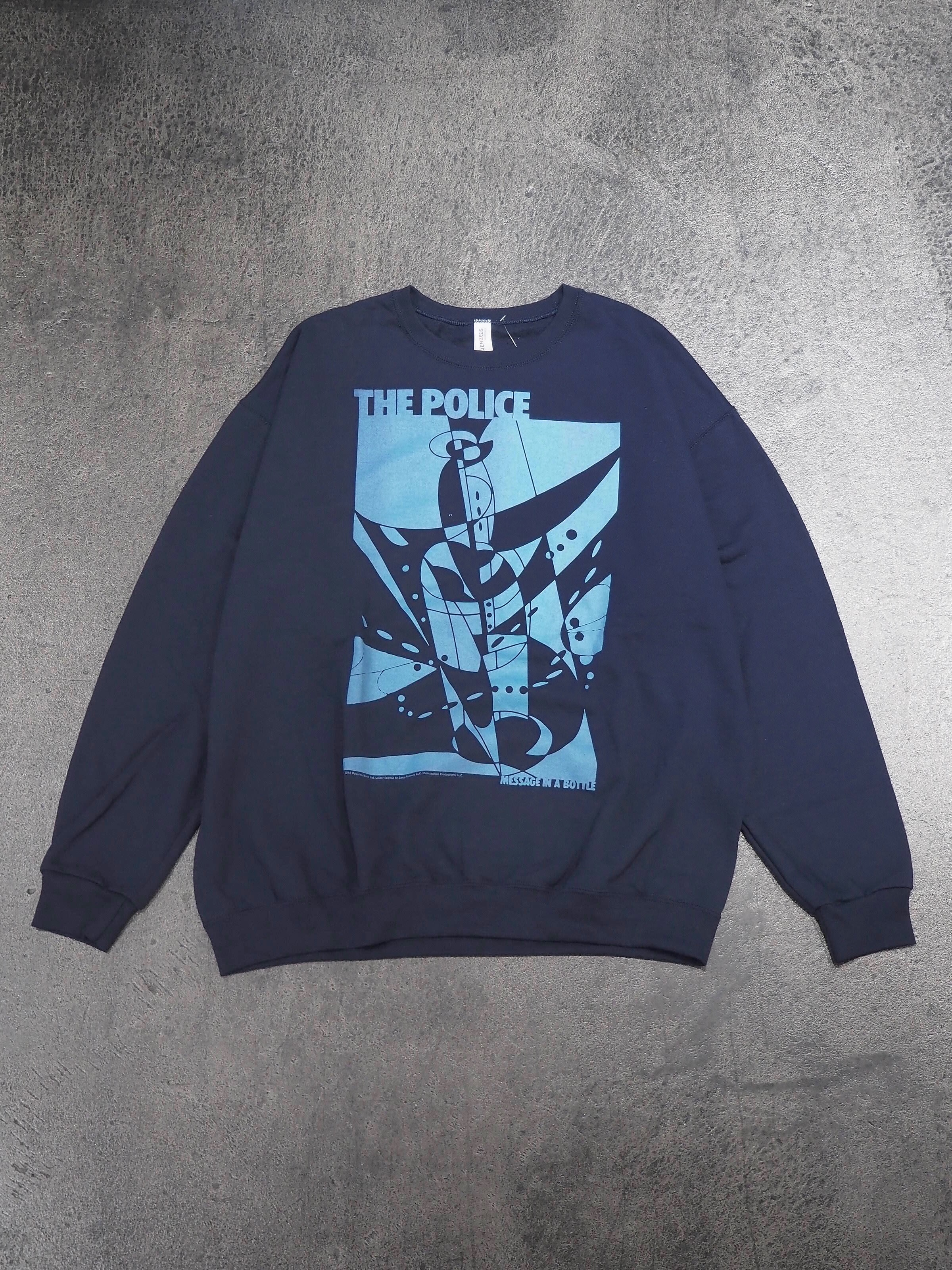 【THRIFTY LOOK】CREW SWEAT