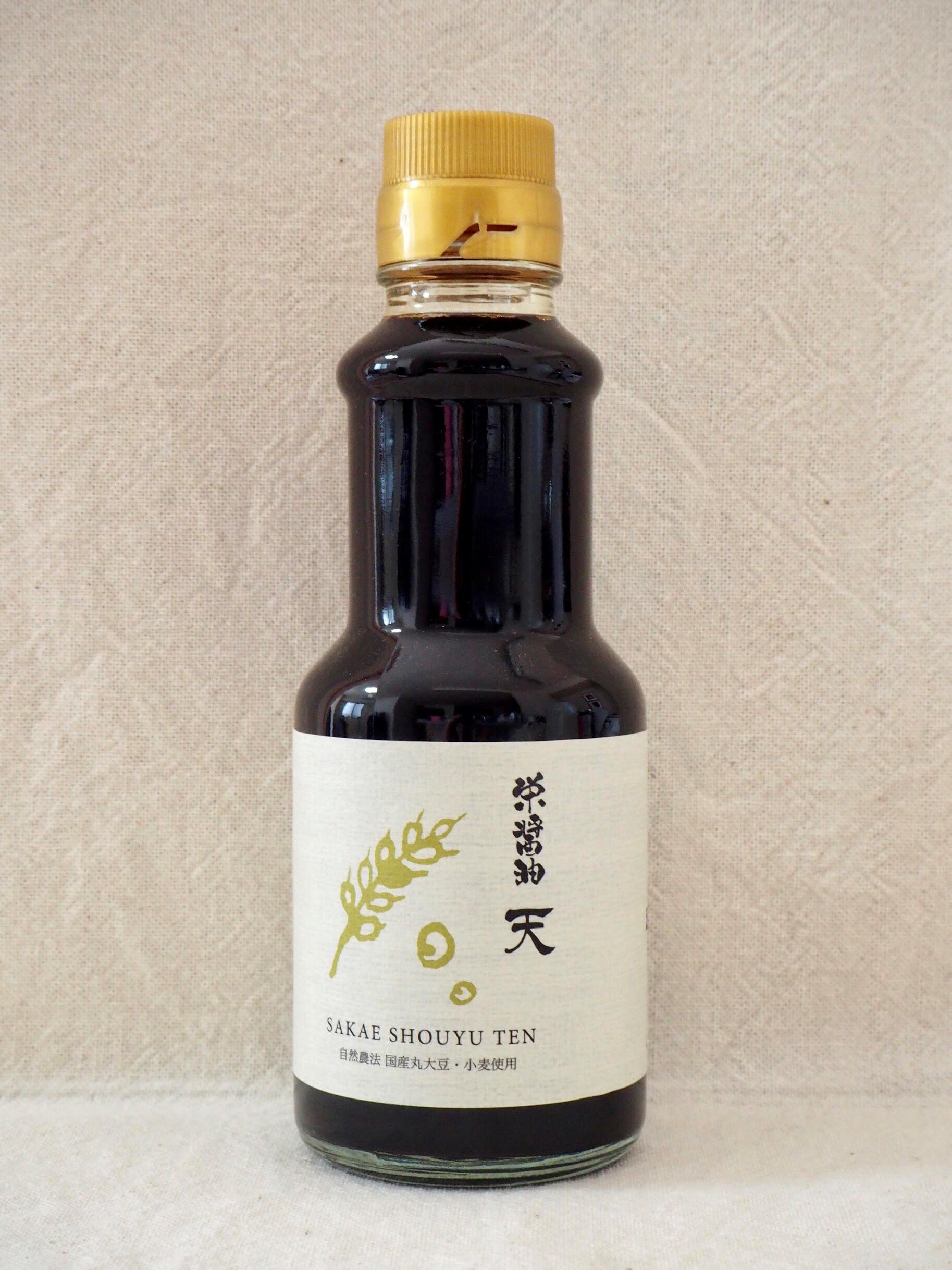 栄醤油 200ml