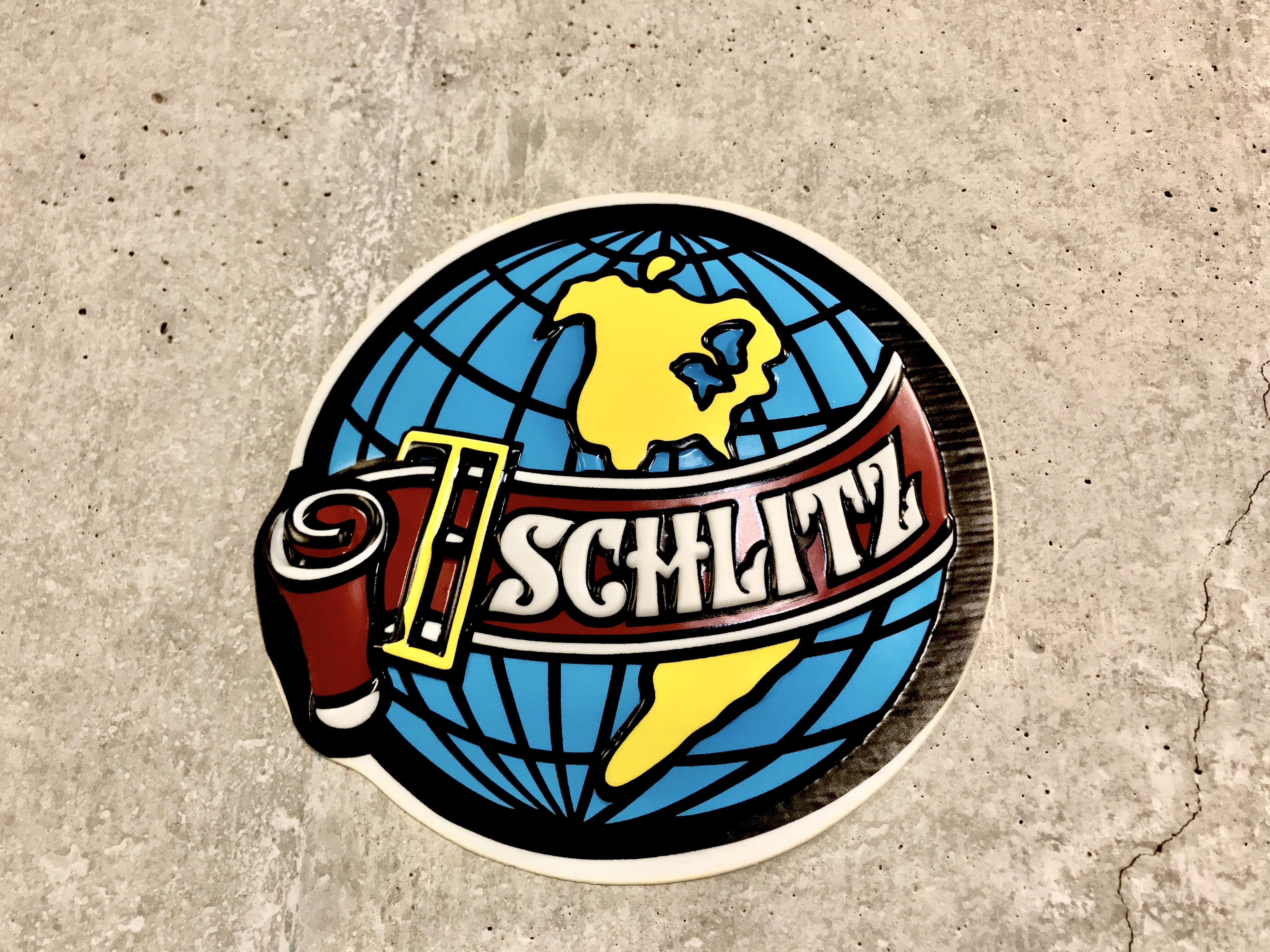シュリッツ ビール ビンテージ スモールサイン