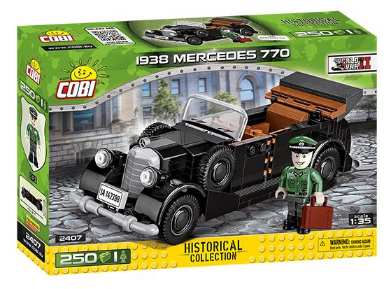 COBI #2407 メルセデス 770 (W150)