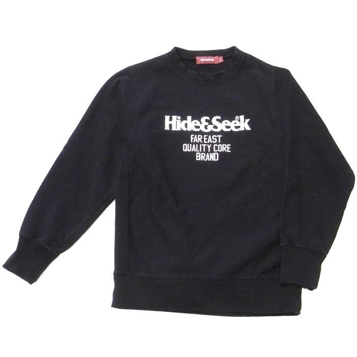 HIDEANDSEEK(ハイドアンドシーク) / HIDE&SEEK SWEAT SHIRT(19SS)(HC-010619)(スウェットシャツ)