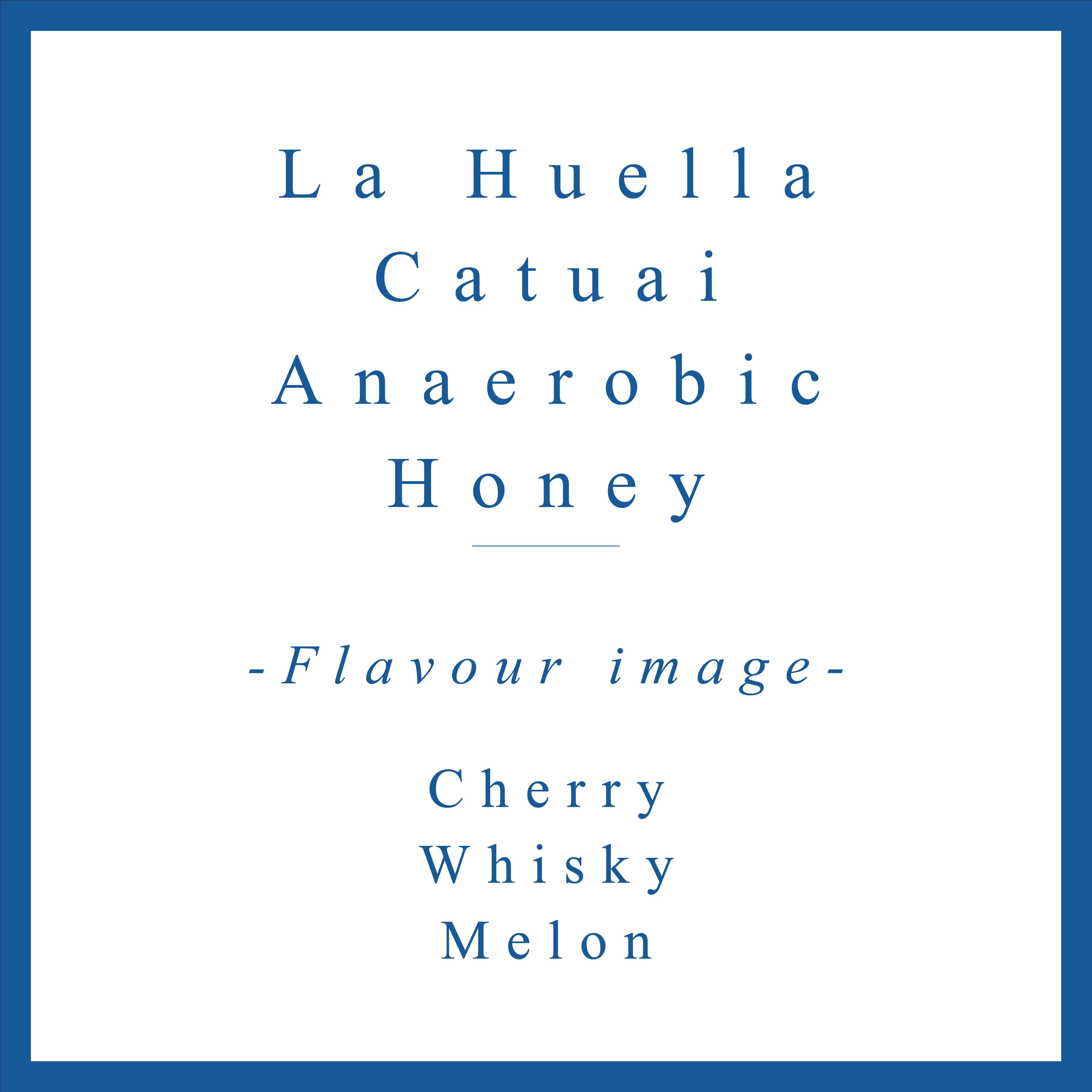 La Huella Catuai Anaerobic Honey