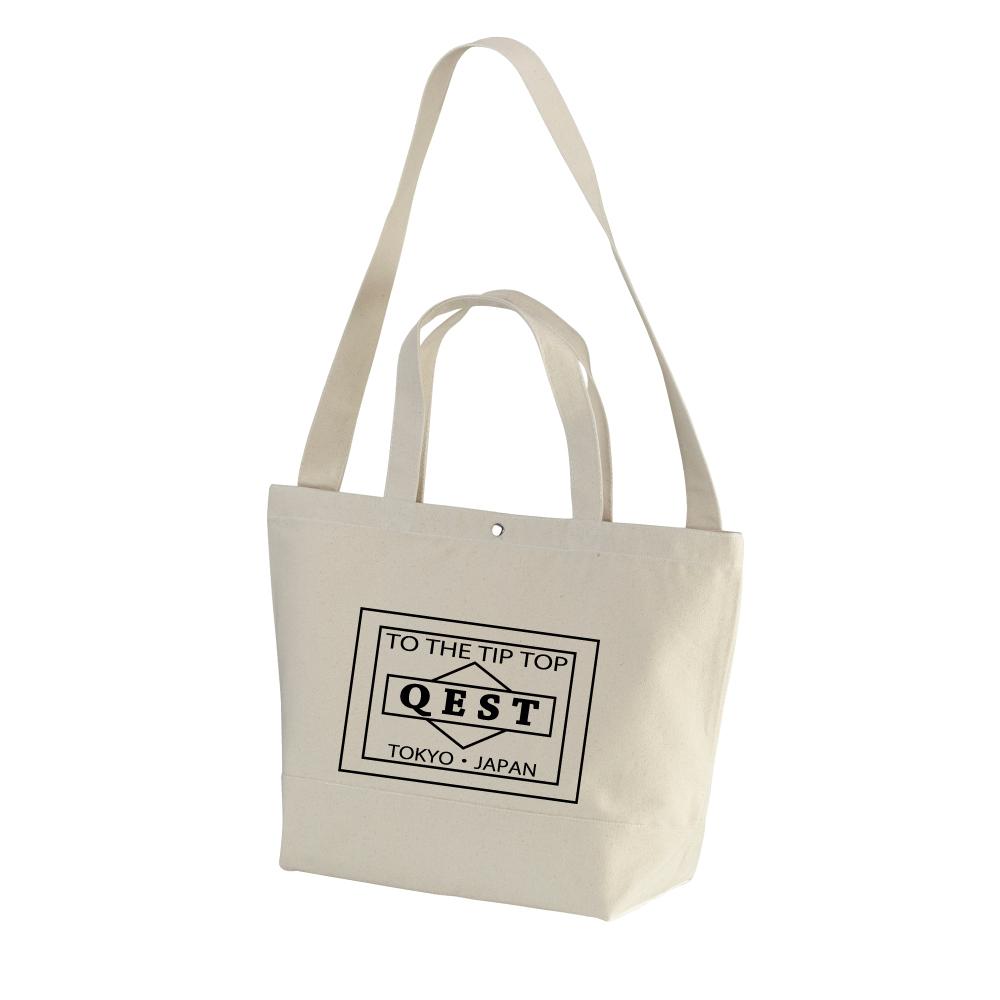 Qest Tokyo Tote Bag - 画像1