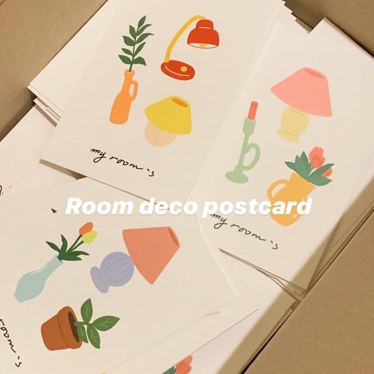 ポストカード(my room's)(全3種)