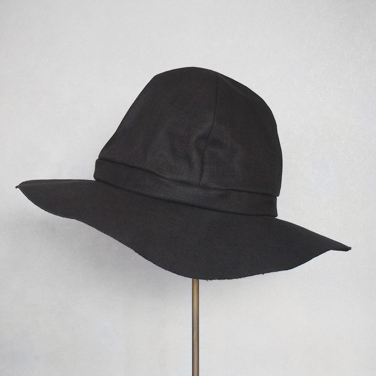 Nine Tailor Stock Hat Black