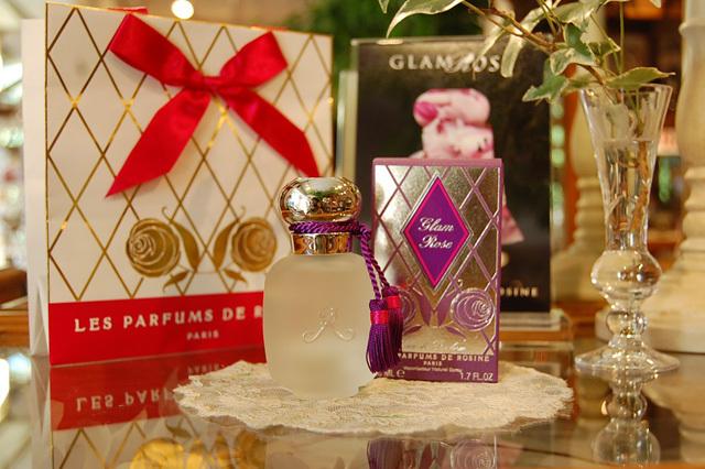 Les Parfums de ROSINE パルファン・ロジーヌ パリ オードパルファン GLAM ROSE グラム・ローズ
