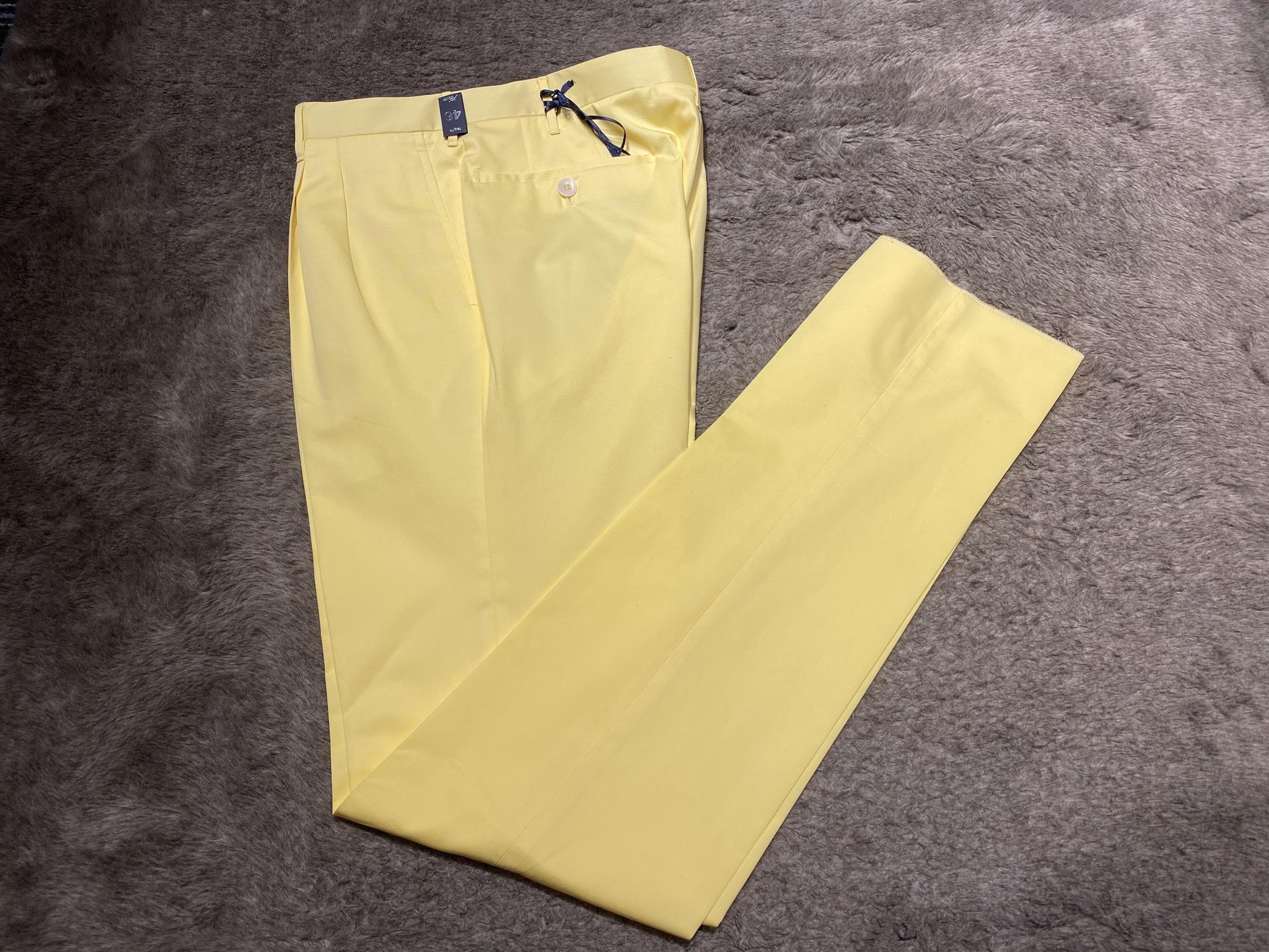 ROTA 292/2/C  cotton yellow
