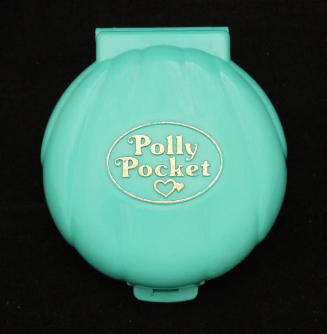 ポーリーポケット  おいでよサマービーチ 1989年 完品